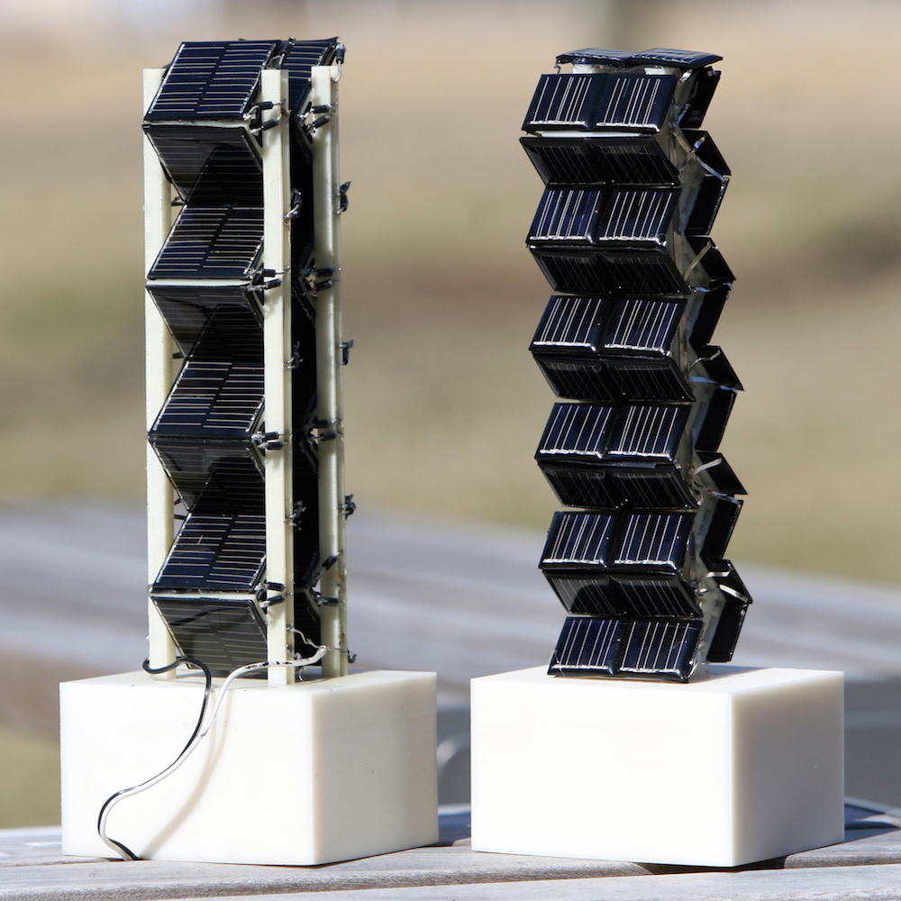 Solar towers MIT power
