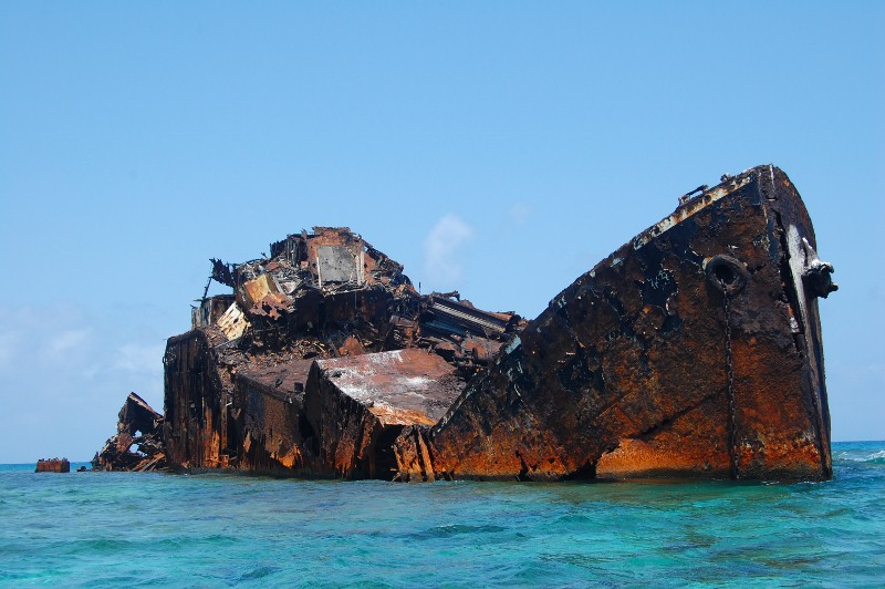 Bermuda Triangle Shipwreck mystery