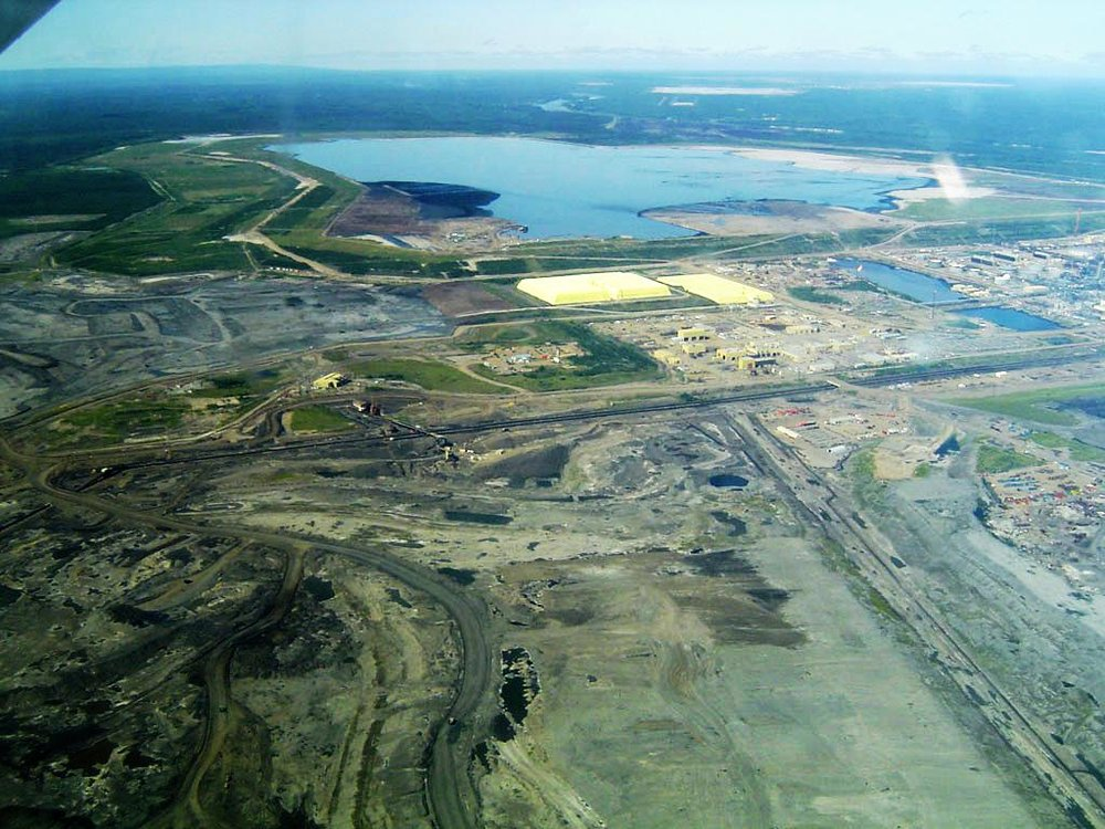 Tar sands wiki commons
