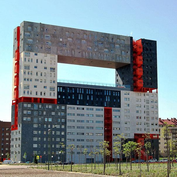 edificio mirador