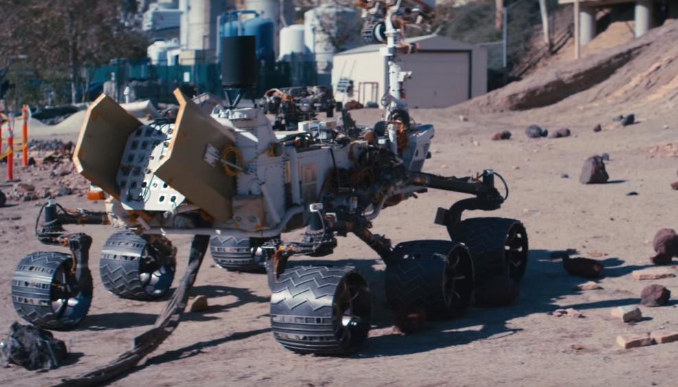 mars rover control teleport hololens