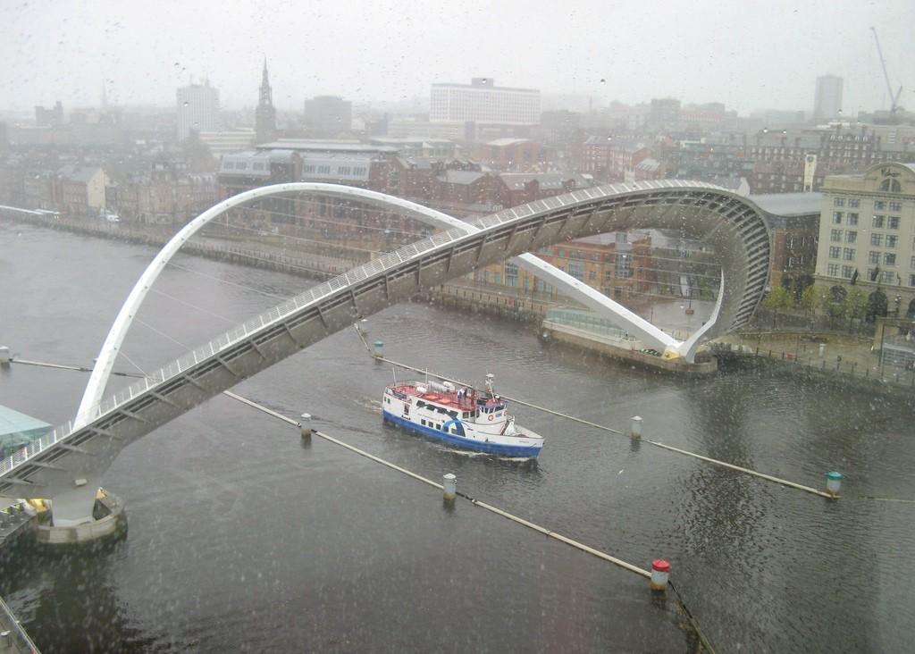 Millennial Bridge