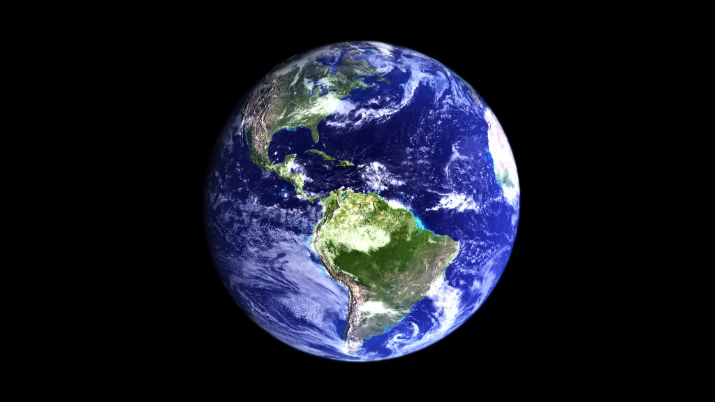 Earth all Alone