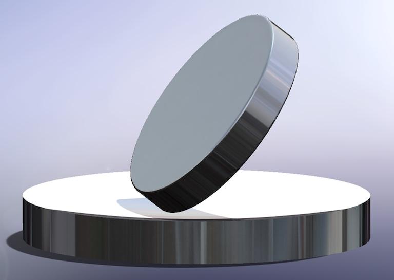 Eueler's disk spinning disk