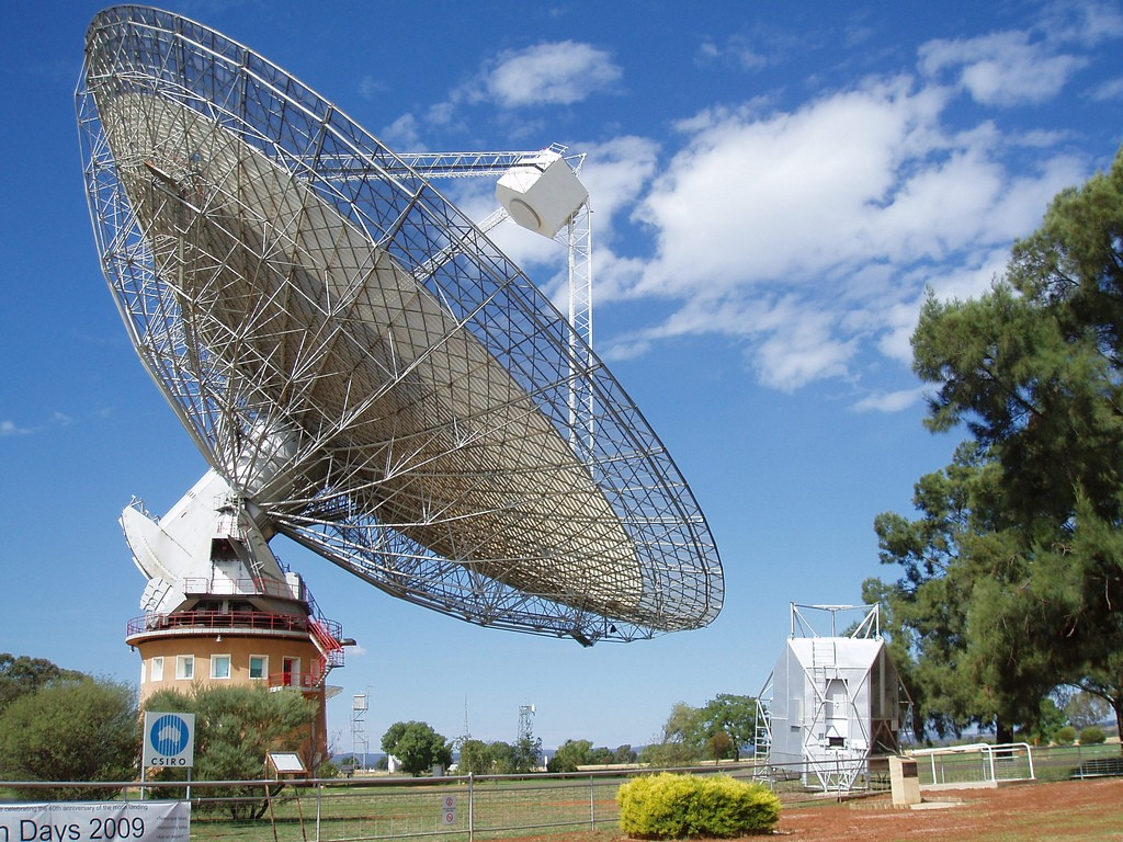 SETI Radio Telescope