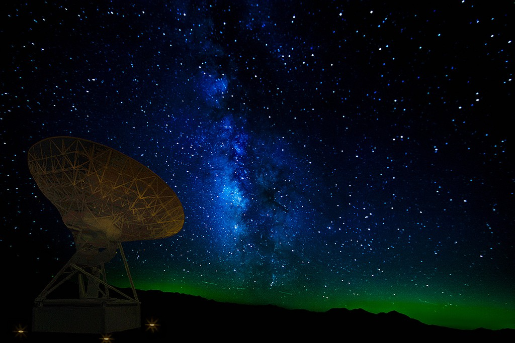 SETI Searches for aliens