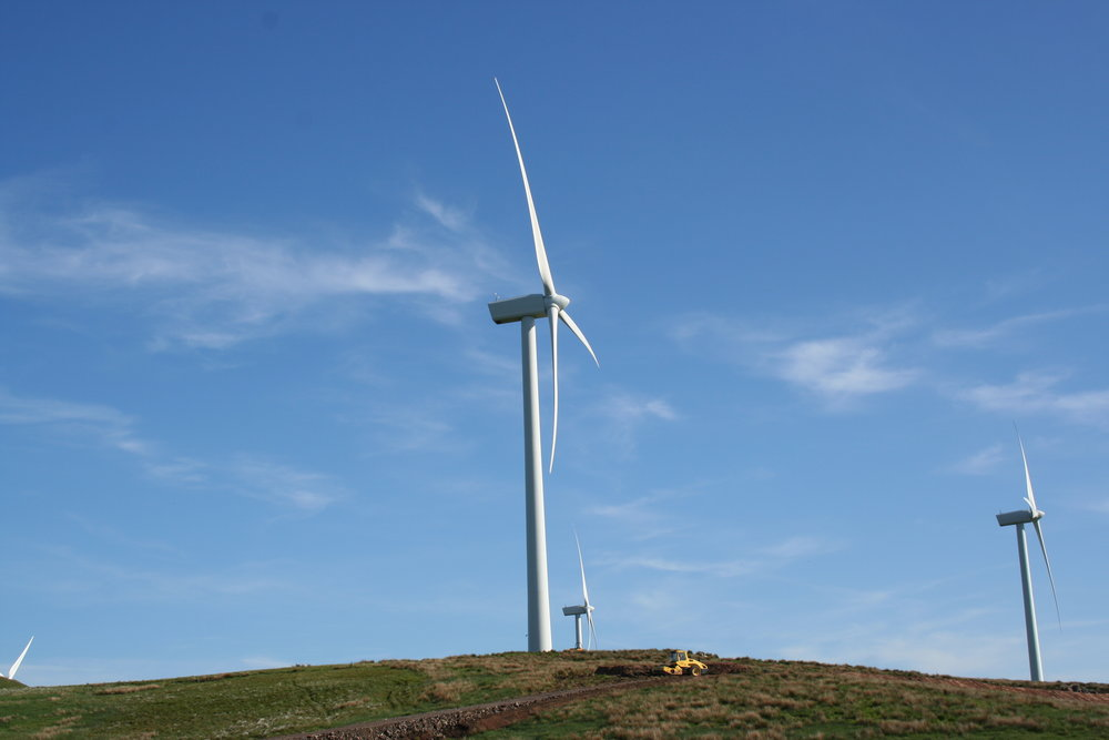 West Kilbride wind farm