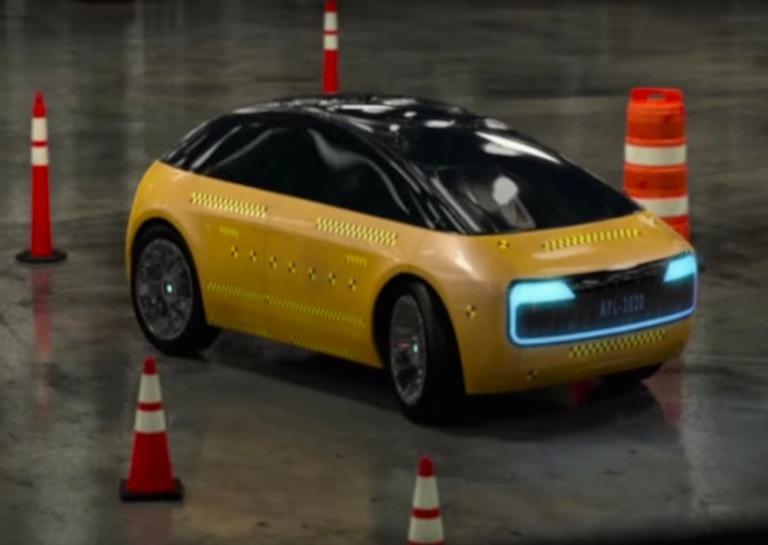 apple secret car electric