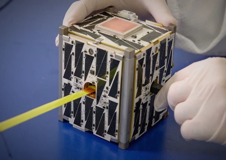 cubesats mission to mars