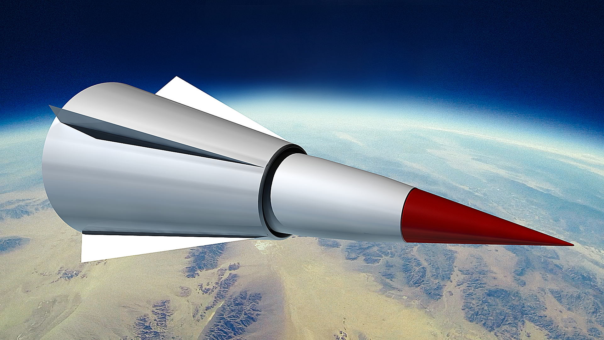 hypersonic ballistic missile