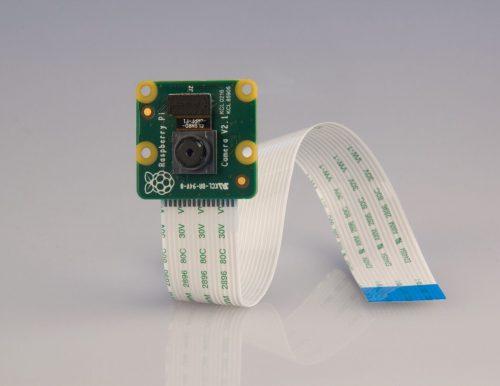 raspberry pie 8 megapixel camera
