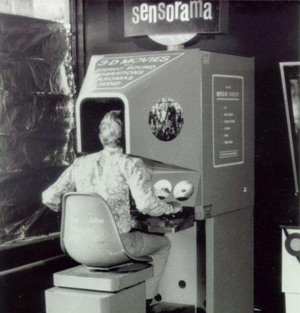 sensorama machine
