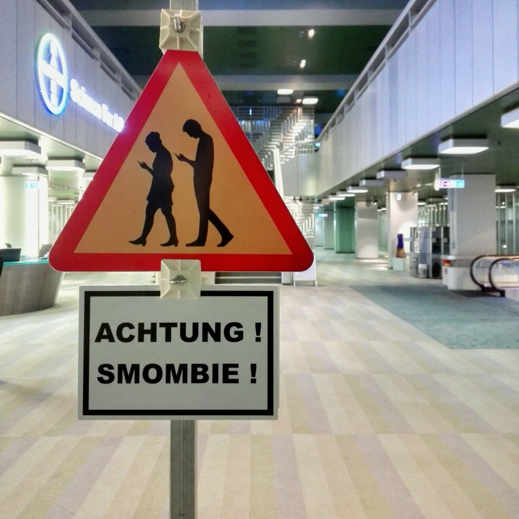 smombie