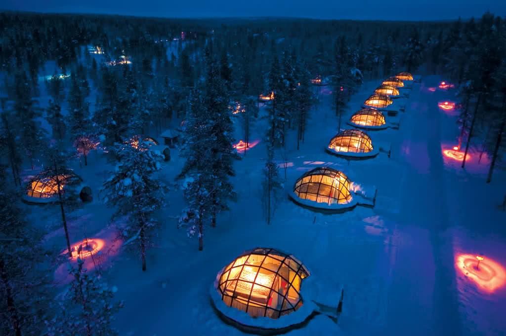 Rovaniemi_-_Igloo_village