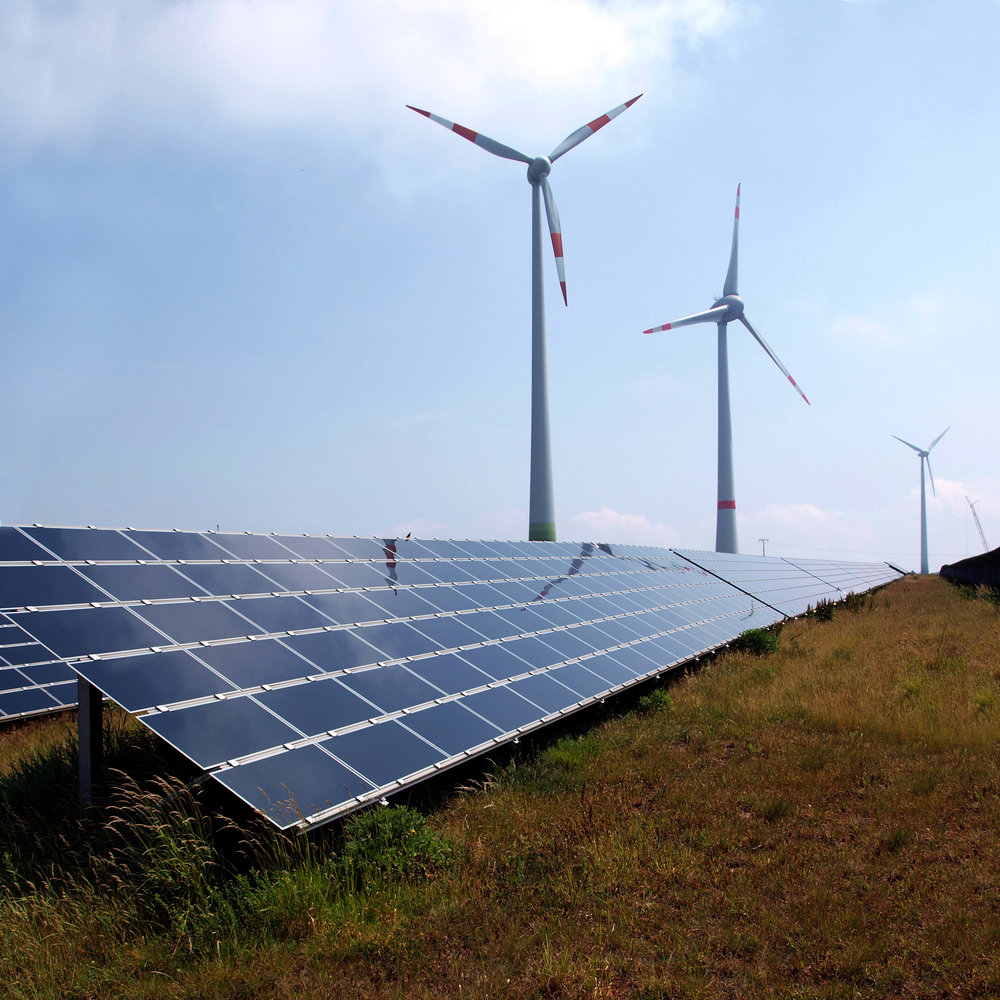 acid rain renewables