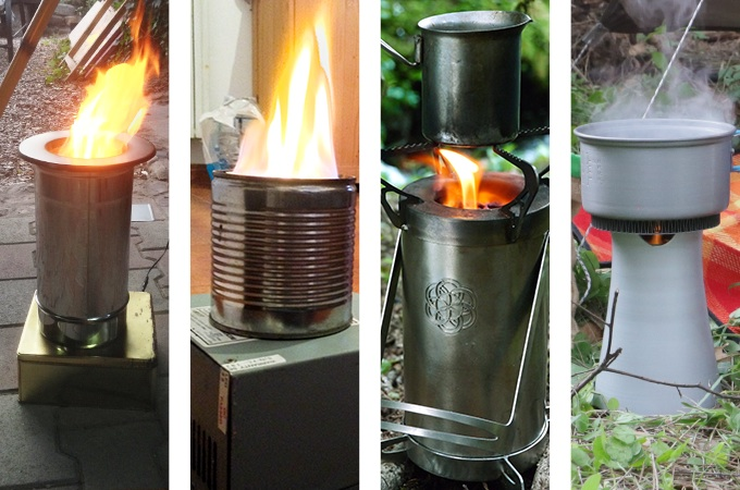biofuel cooking stove