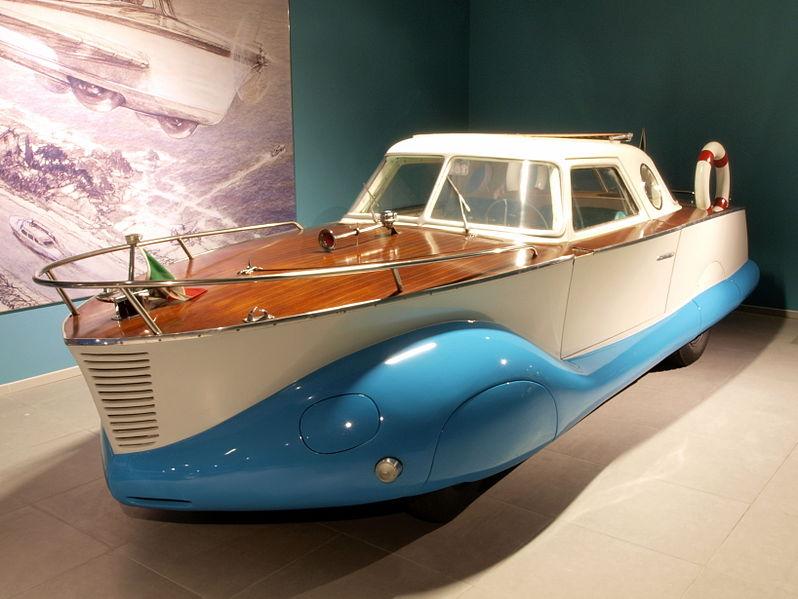 car boat