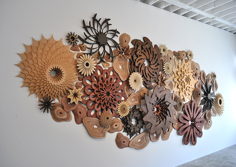 design giant wooden reefs