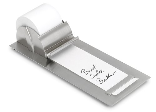 endless notepad roller