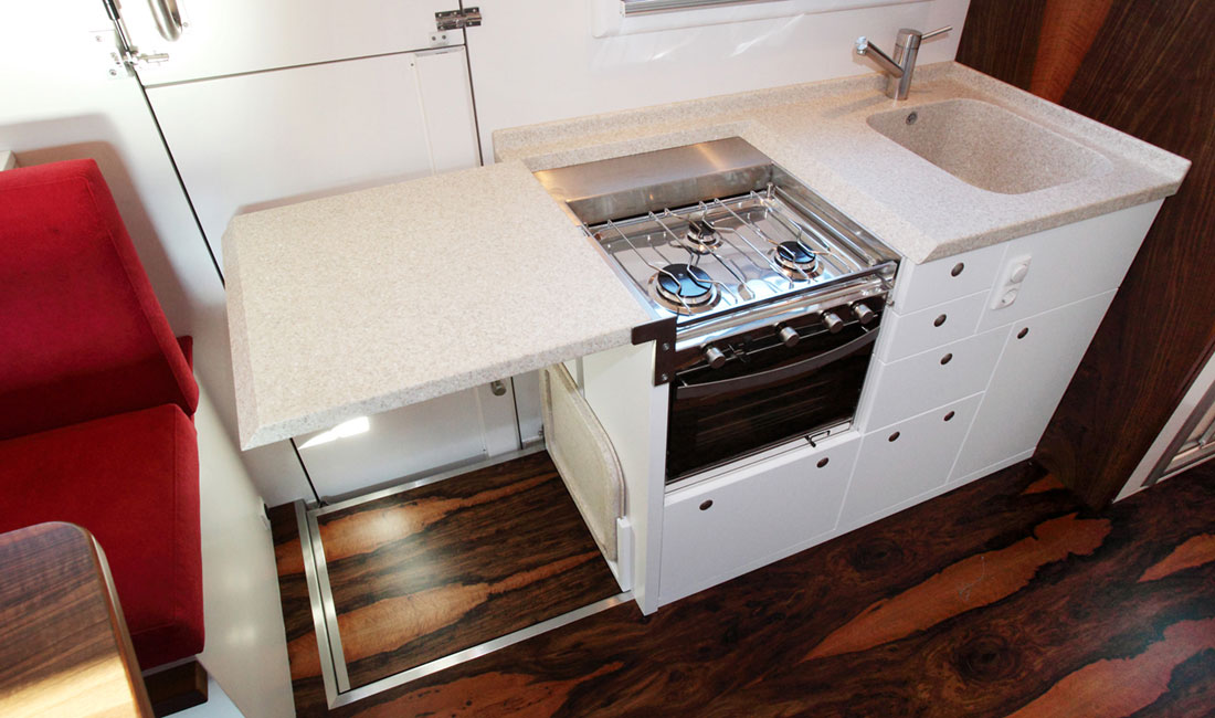 global cruiser kitchen