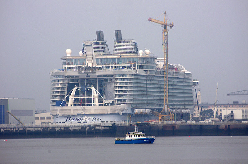 largest cruise ship ever