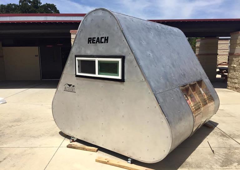 reach shelter