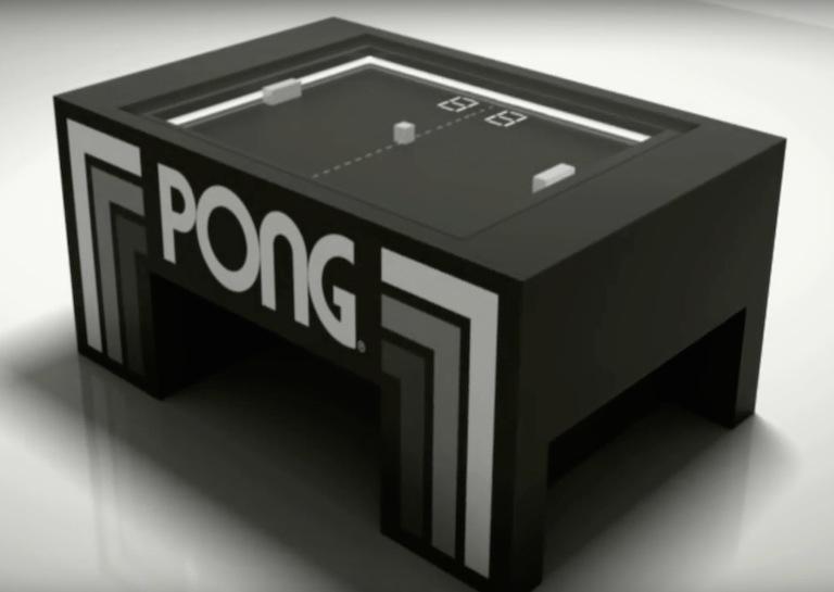real life pong