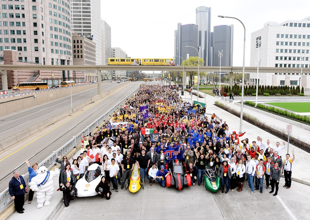 shell ecomarathon groups