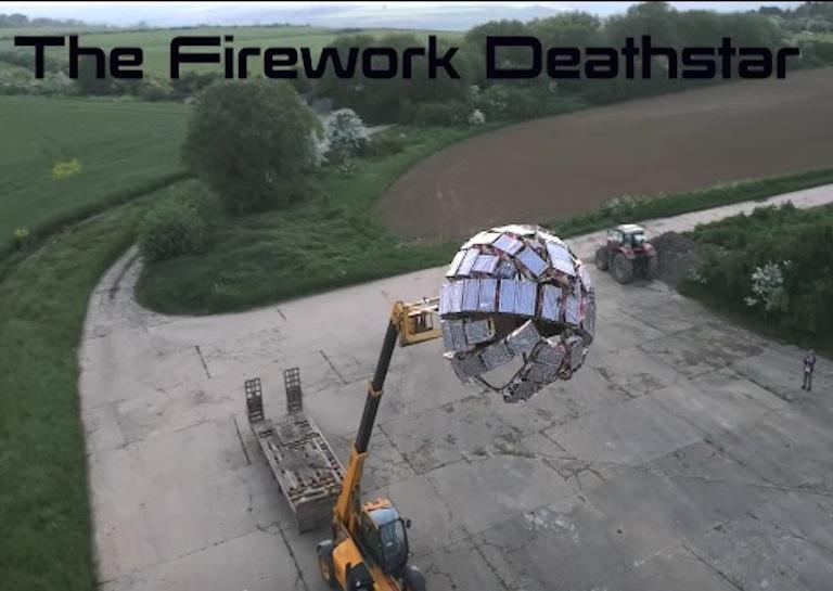 FIREWORK DEATHSTAR