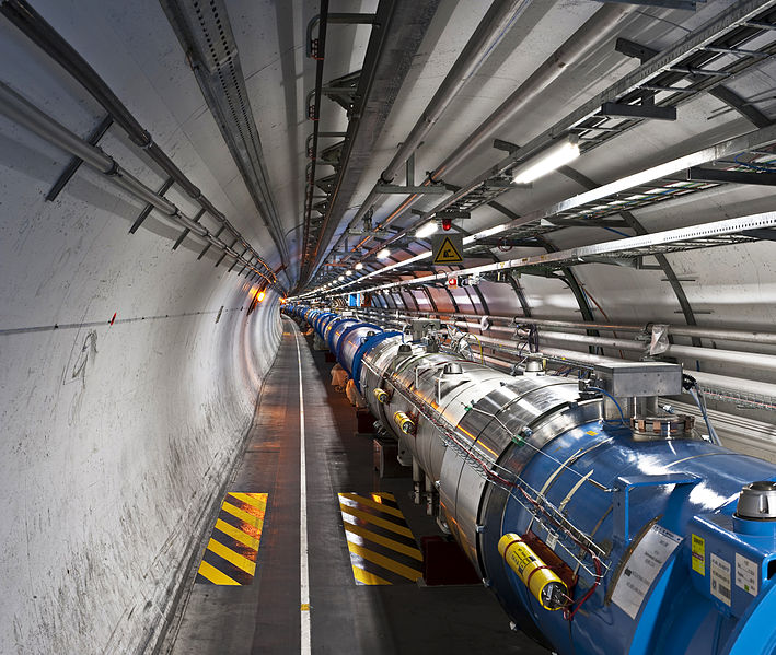 LHC collider