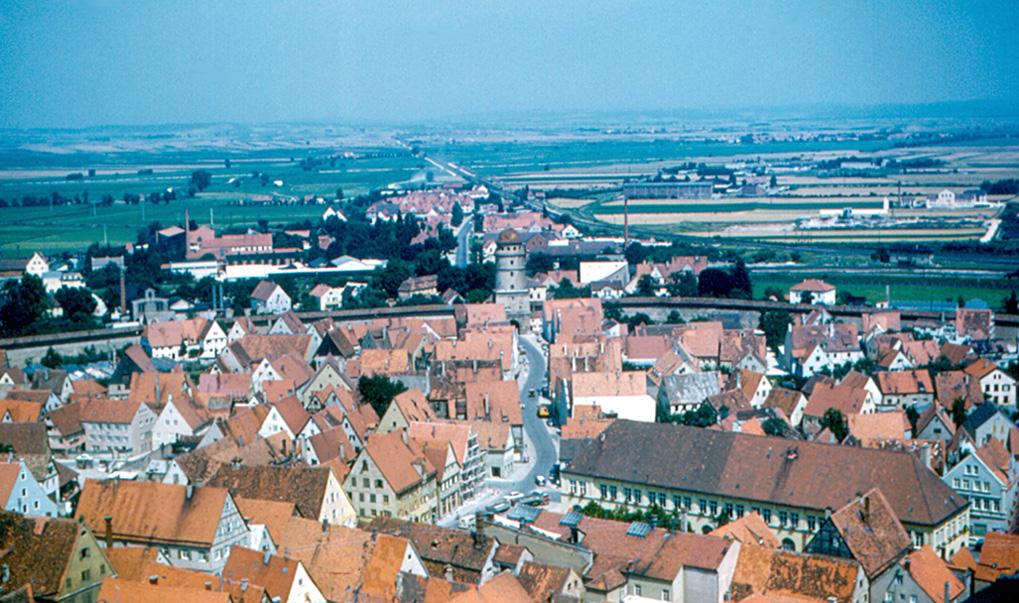 Nordlingen METEOR TOWN