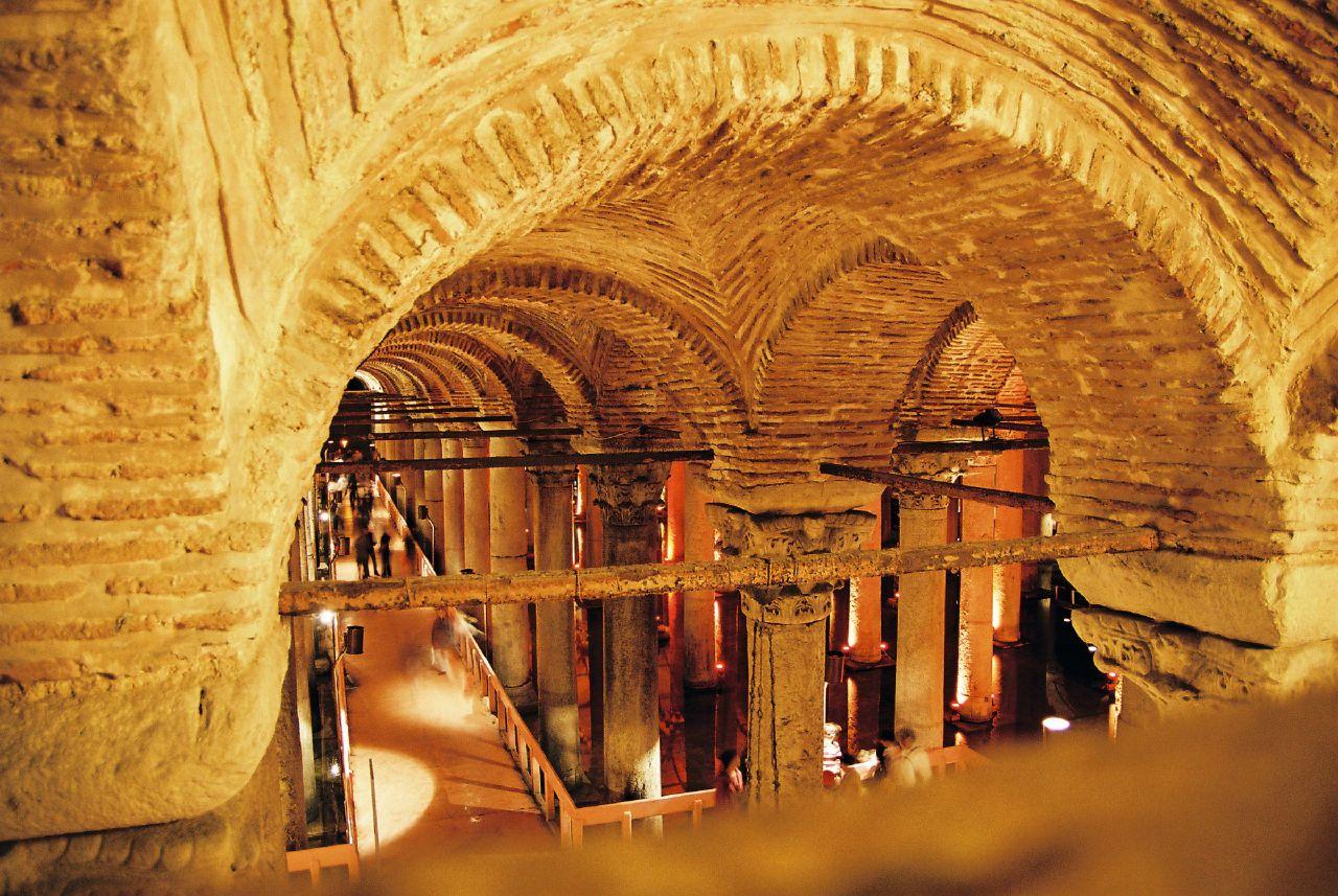basilica cistern instanbul