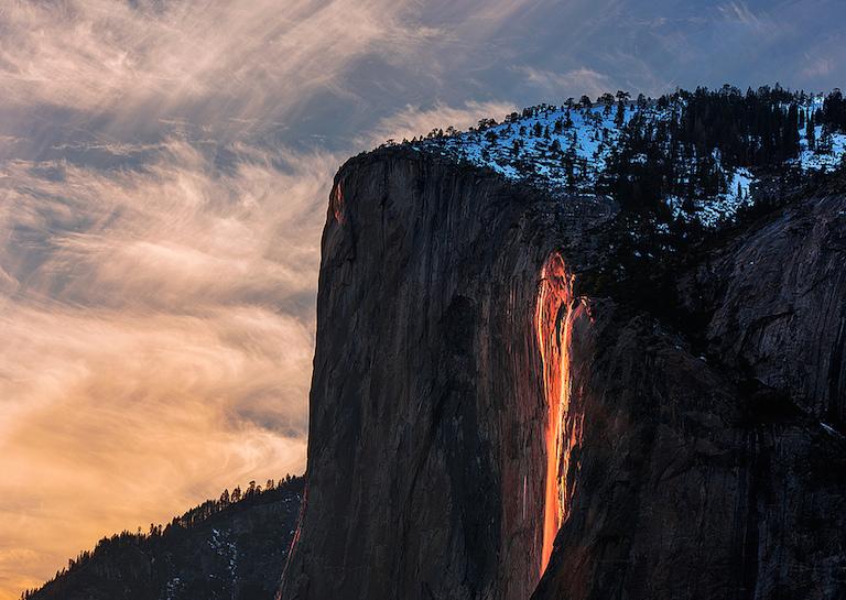 bright firefall