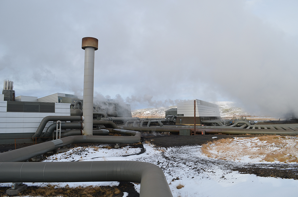 geothermal co2 plant