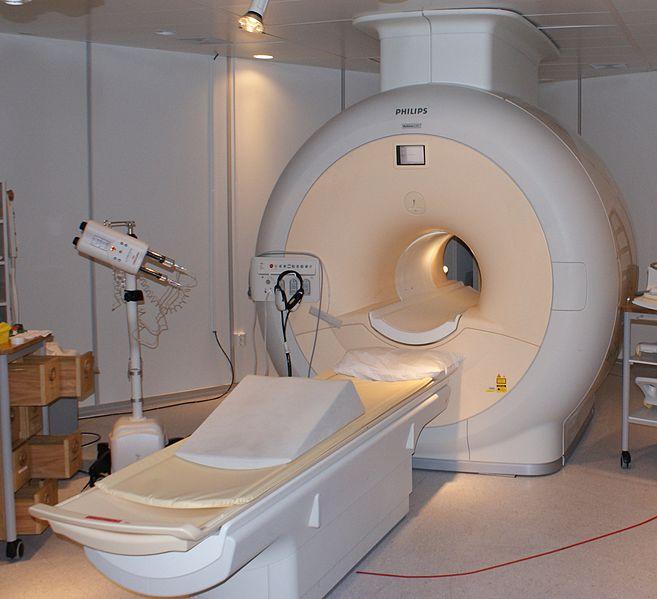 helium MRI