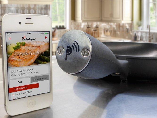 smart pan