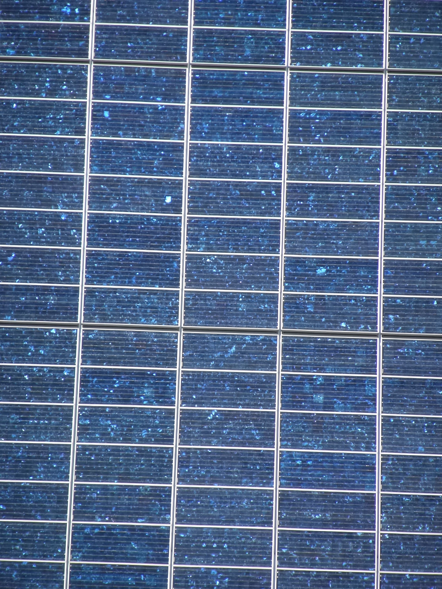 solar panels on CIS