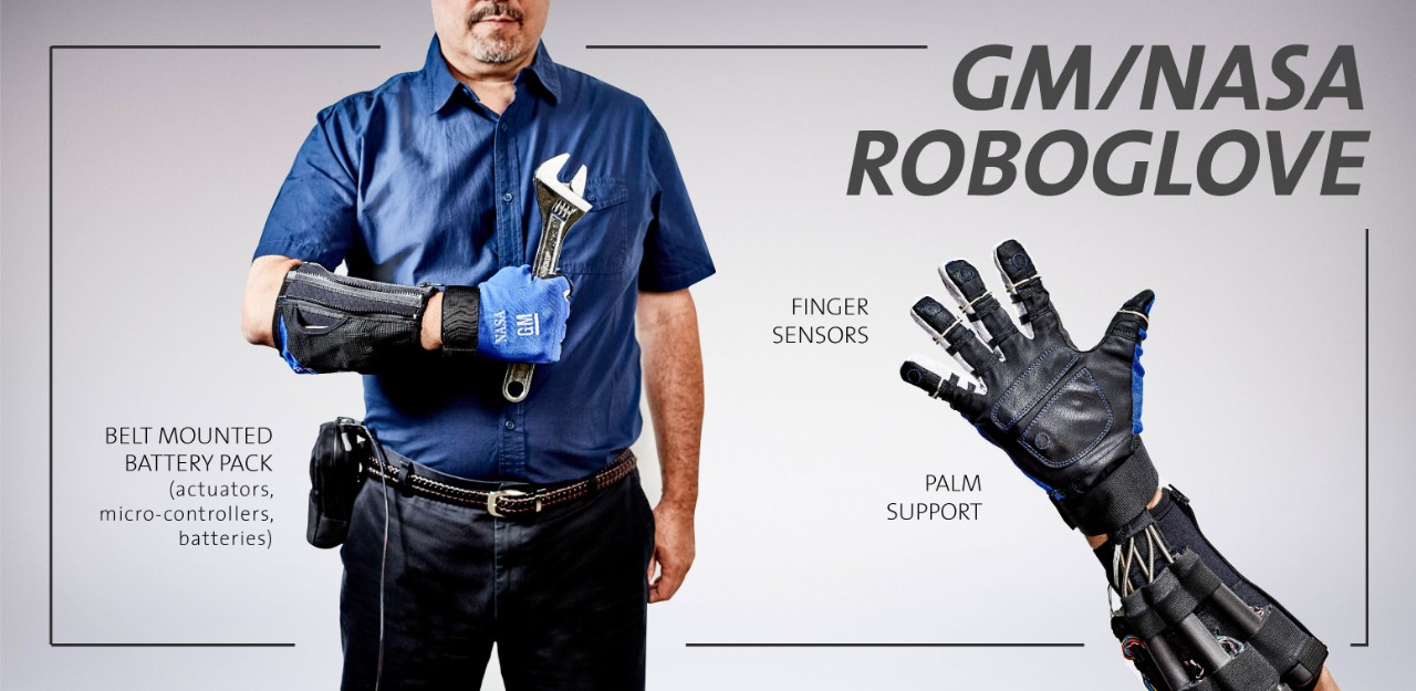 GM:NASA roboglove