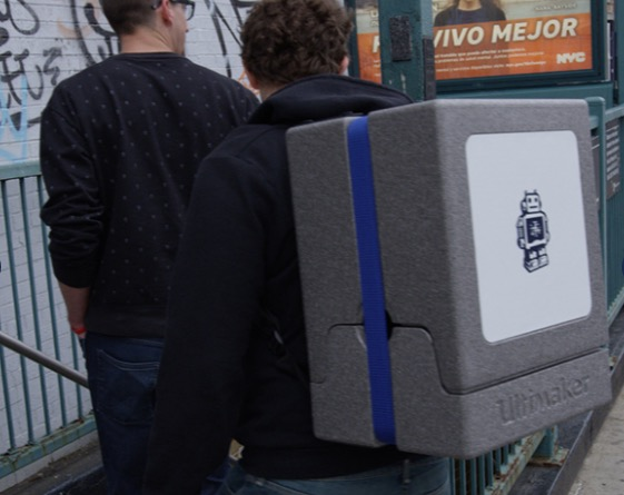backpack printer