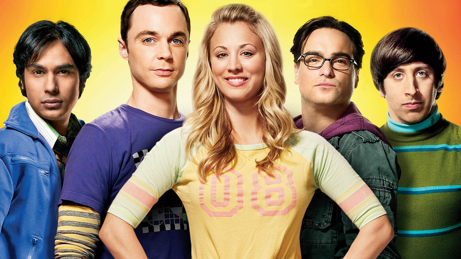 big bang theory AI