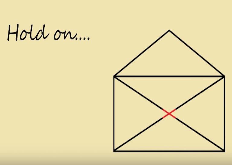 envelop riddle