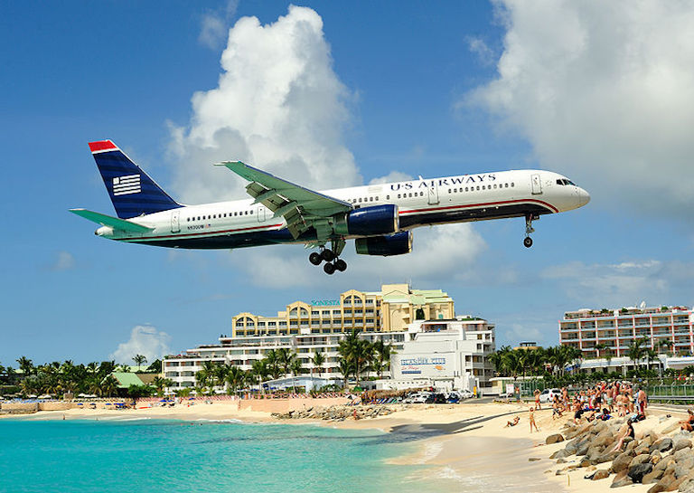 princess juliana airport