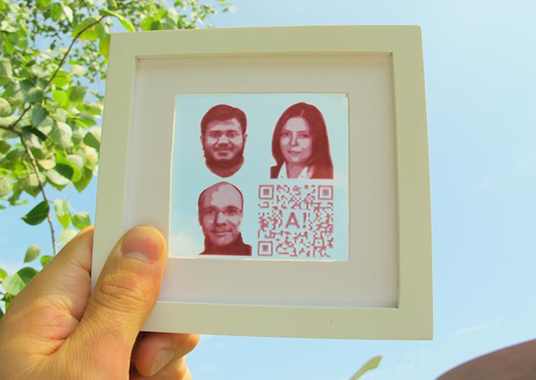 printed solar cells