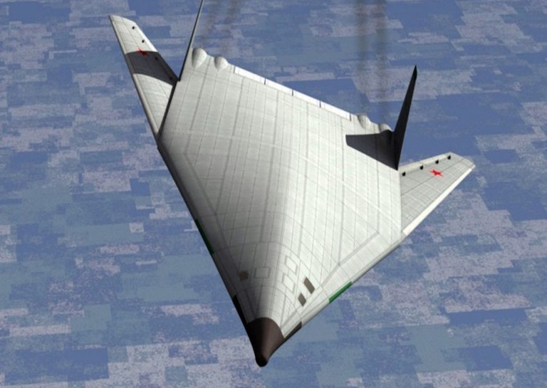 russia stealth bomber
