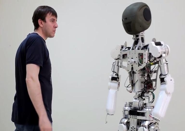 russian war robots