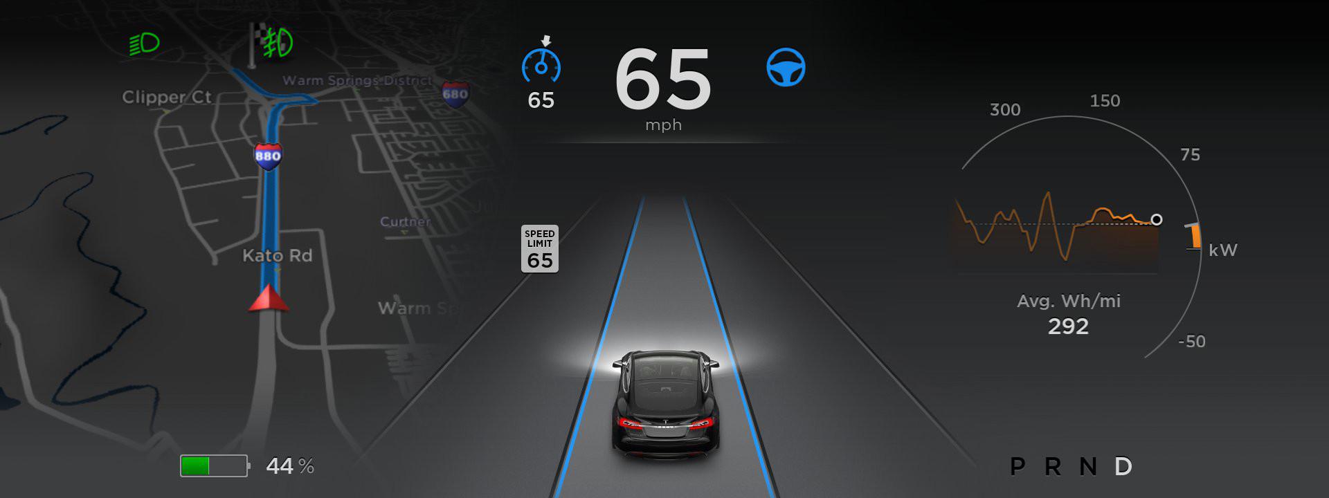 tesla autopilot top