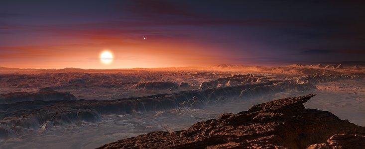 ESO planet