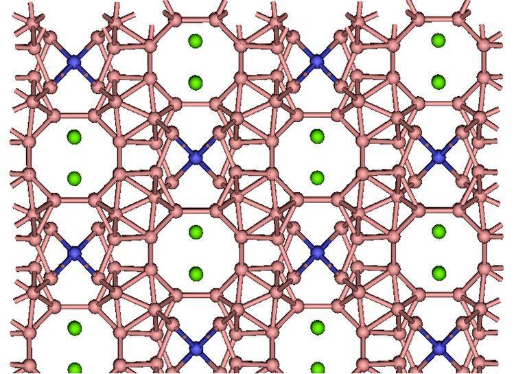 aluminium-magnesium-boride
