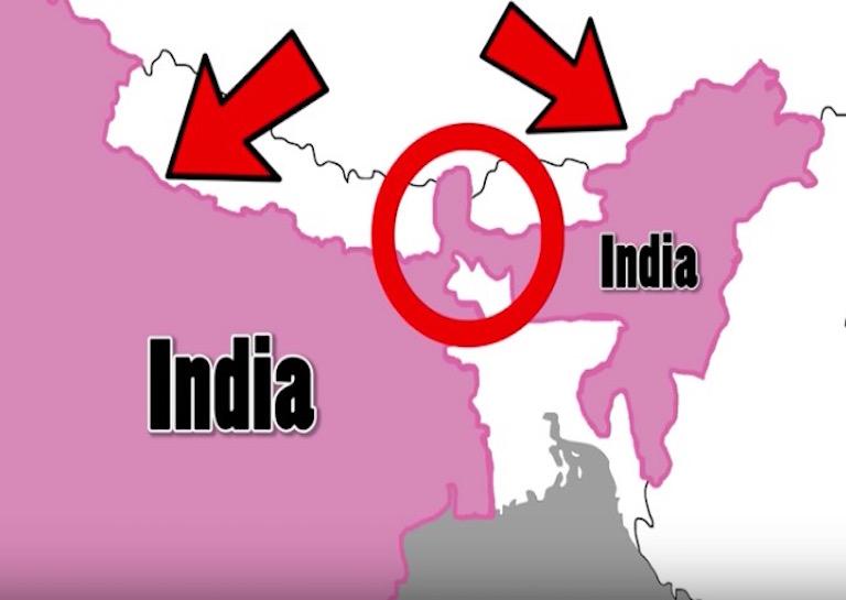 india borders