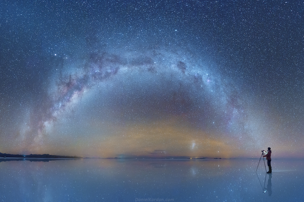 milky way shot